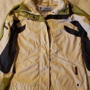Columbia vertex jacket youth 14/16